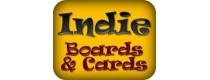 Indie board and card games